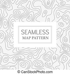 mapa, seamless, repetindo