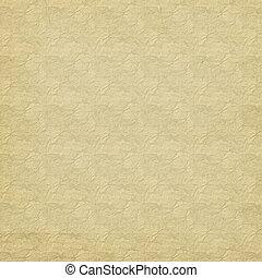marrom, grunge, seamless, textura, papel, ou