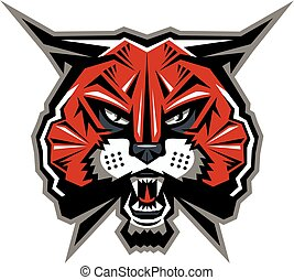 mascote, wildcat