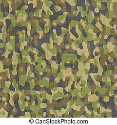 material, camuflagem