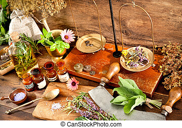 medicina, natural