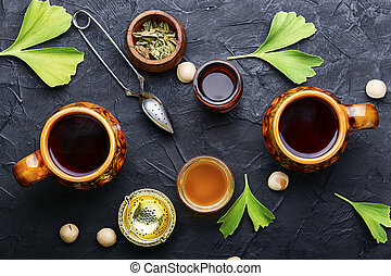 medicinal, herbário, ervas, medicina