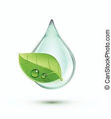 meio ambiente, conceito, verde