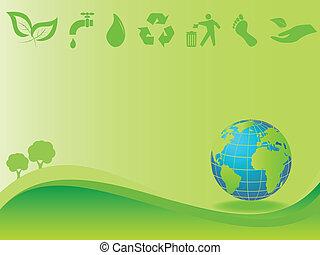 meio ambiente, terra, limpo