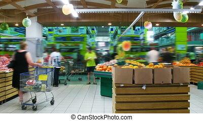 mercado alimento