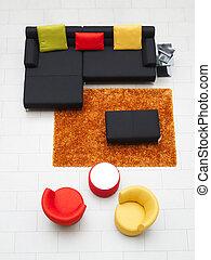 mobília moderna