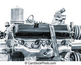 motor, automóvel