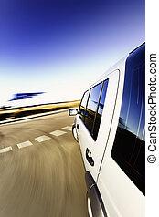 movimento, car, 4x4