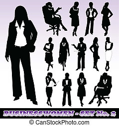 mulheres negócios