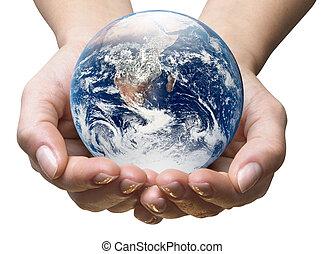 mundo, ecologia