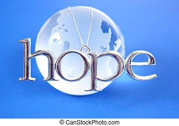 mundo, esperança