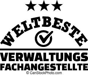 mundos, alemão, assistente, femininas, administrativo, melhor