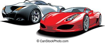 (my, design), desporto, original, carros