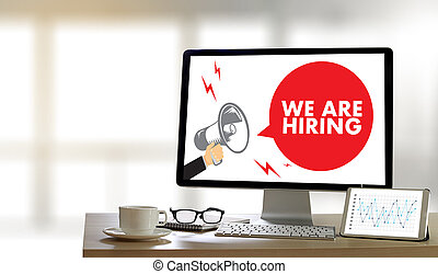 nós, human, entrevista trabalho, multa, profissionais, recursos, recrutamento, trabalhando, empregar