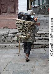 nepal, sherpa