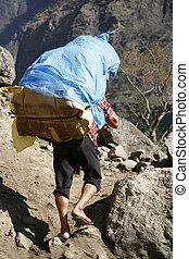 nepal, zelador
