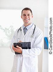 notas, doutor, seu
