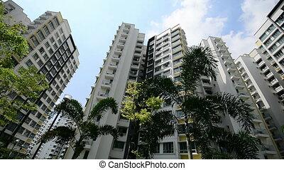 novo, apartamentos, cingapura, governo