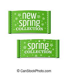 novo, etiquetas, cobrança, primavera