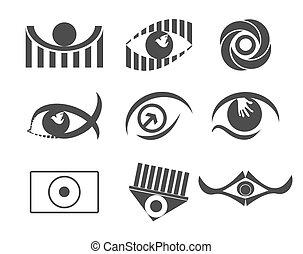olho, desenho