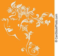 ornamental, composição