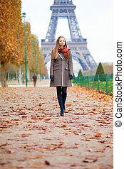 outono, paris