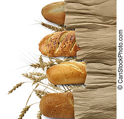 pão, pães
