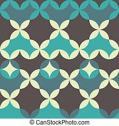 padrão, abstratos, geomã©´ricas, seamless, retro