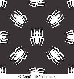 padrão, aranha