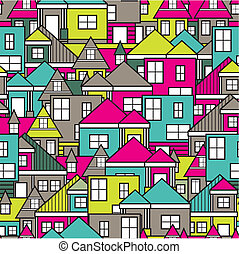 padrão, casa, seamless