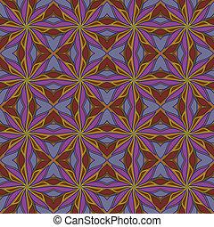 padrão, coloridos, seamless, -, abstrac