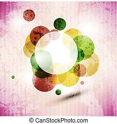 padrão, fundo, abstratos, projeto gráfico