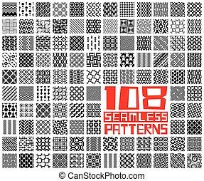 padrão geométrico, jogo, seamless