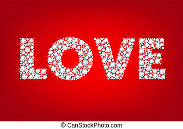 palavra, amor