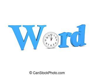 palavra