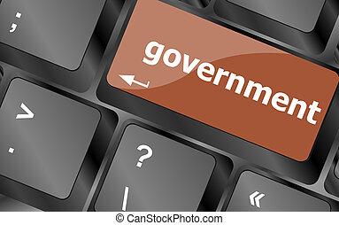 palavra, governo, botão, teclado, caderno, tecla, computador