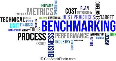 palavra, -, nuvem, benchmarking