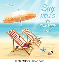 papel parede, fundo, feriados, verão
