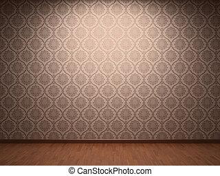 papel parede, tecido