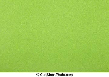 papel, verde, textura, fundo