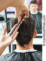 parlour, beleza, hairdressing