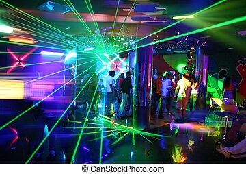 partido, música, discoteca