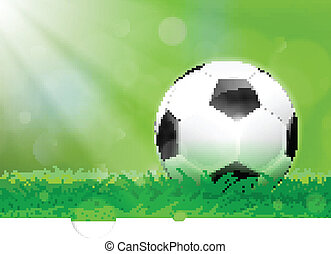 passo, bola, futebol