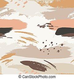 pastel, convites, seamless, voadores, pink., casório, abstratos, cartaz, idéia, packaging., padrão, modelos, formas, cobertura, marrom, revista, newsletter