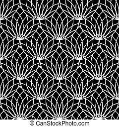pattern., seamless, lacy