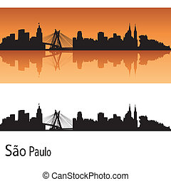 paulo, skyline, sao