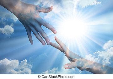 paz, esperança