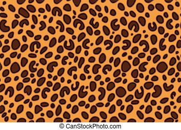 pele leopardo
