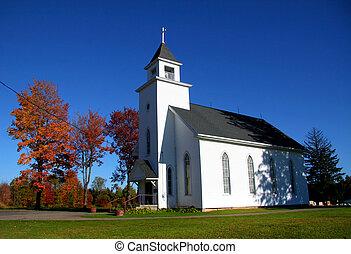 pequeno, igreja