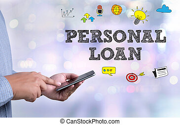 pessoal, empréstimo